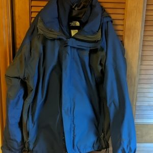 The NorthFace Hyment 2 In 1 Ski Winter Jacket M